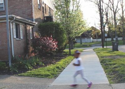 Beatitude House Running
